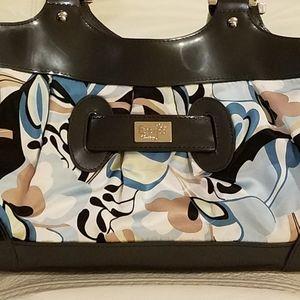 Beijo Couture Beautiful Silk Hand Bag